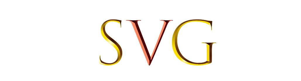 خطوط OpenType SVG