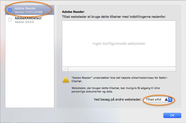 hvorfor kan jeg ikke åbne pdf filer
