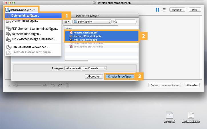 Mehrere Dateiendungen ändern
