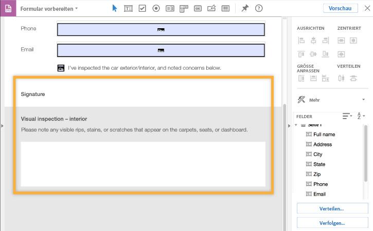 Formulare Mit Acrobat Dc In Ausfüllbare Pdfs Umwandeln Adobe Learn