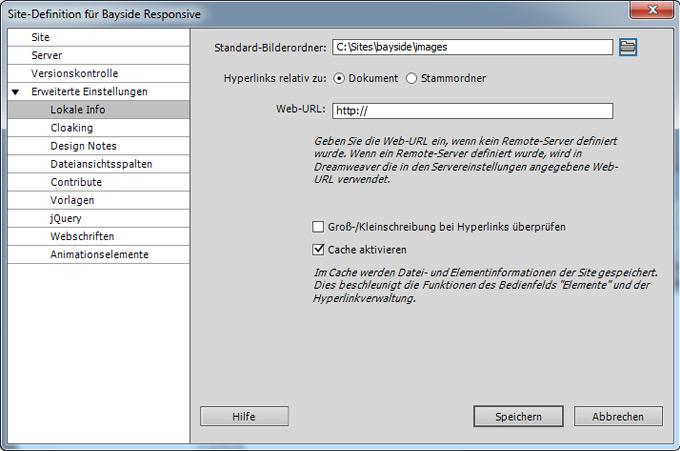 Website in Dreamweaver erstellen: Teil 1 – Site einrichten   Adobe ...