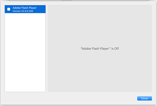 Flash Player Zulassen