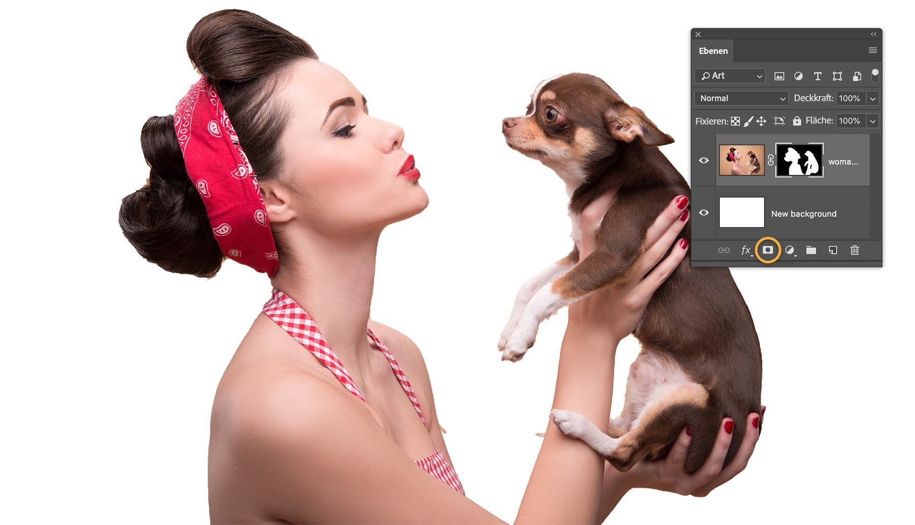 adobe photoshop elements 2018 hintergrund ändern
