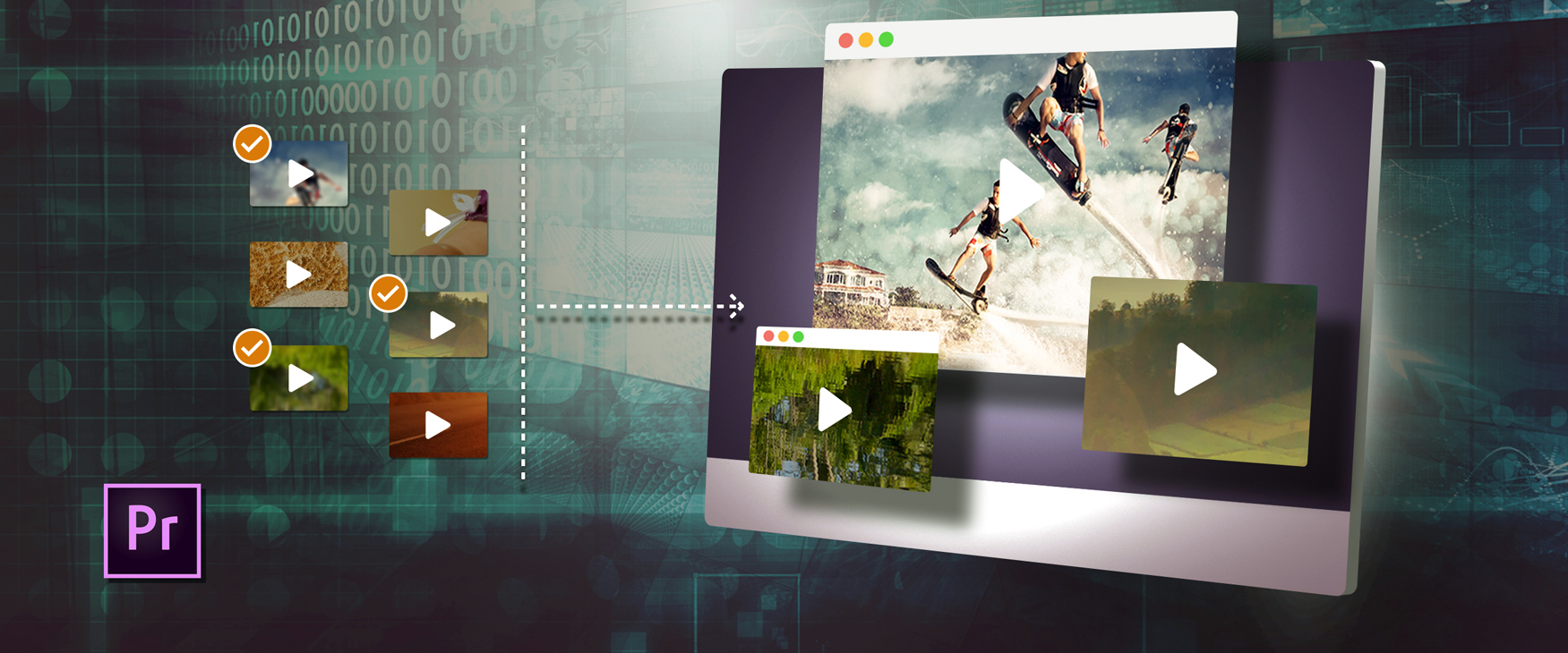 Neue Funktionen in Adobe Media Encoder