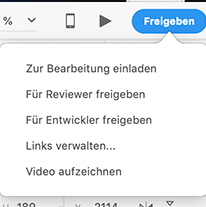 "Option ""Links verwalten"""