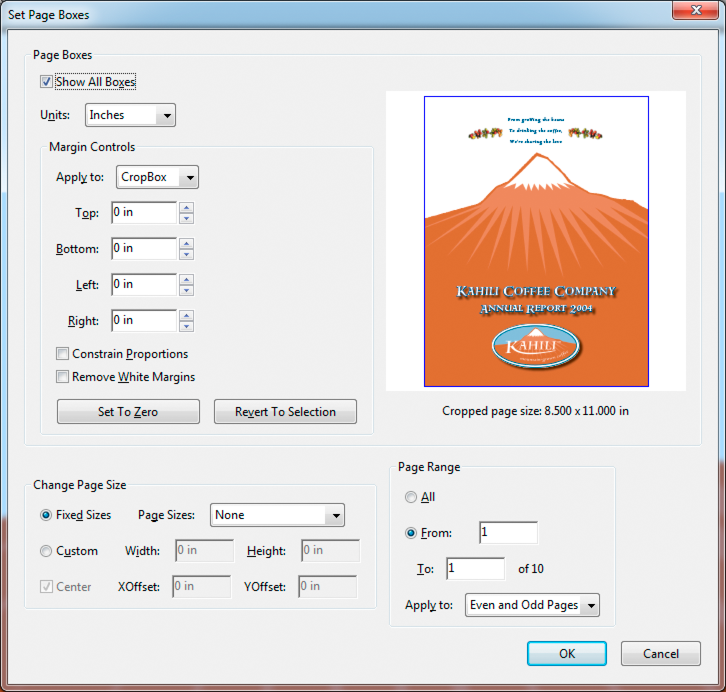 CROP PDF ACROBAT 11 EBOOK