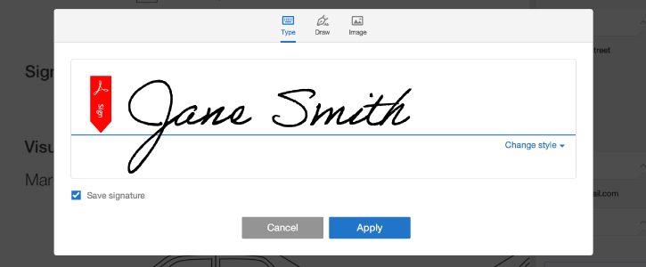 Fill and sign forms anywhere | Adobe Acrobat DC tutorials