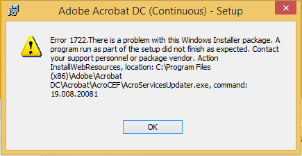 Acrobat_DC_Web_WWMUI.exe file downloaded from support page.