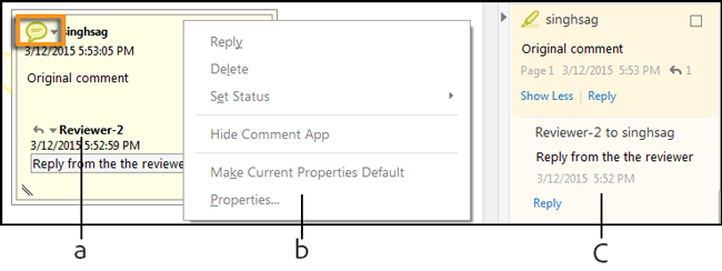 adobe pdf how to print comments