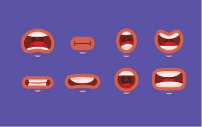 adobe character animator mouth shapes