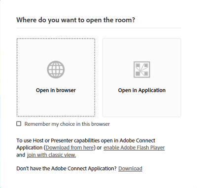 What's New in Adobe Connect