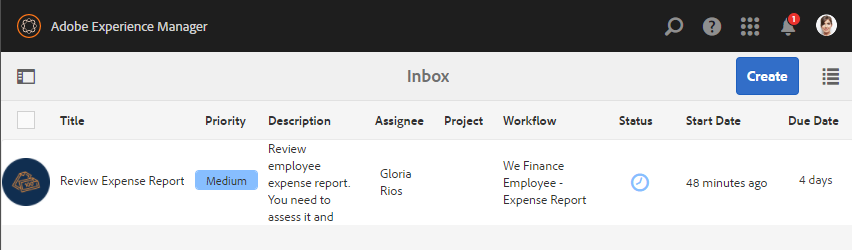 expense-report-inbox