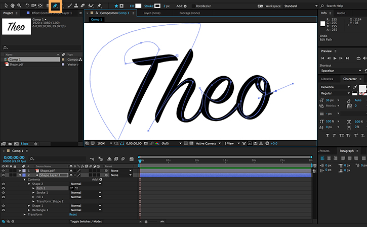 Writing after effects tutorial torrent