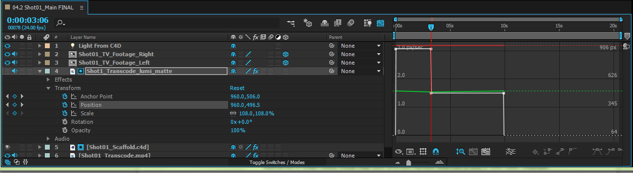 Animation basics in Adobe After Effects