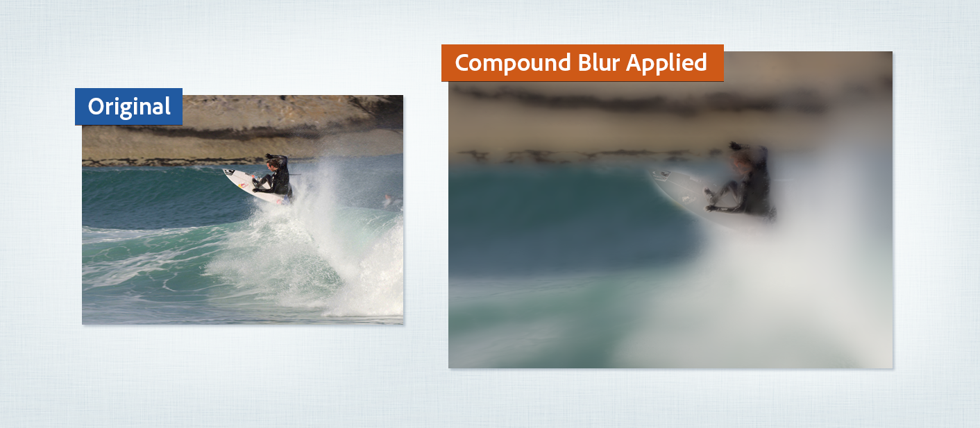 Compound-Blur
