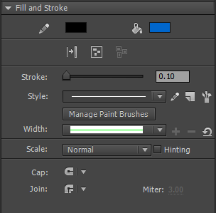 Manage brushes