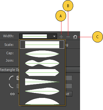 Draw lines and shapes with Adobe Animate CC
