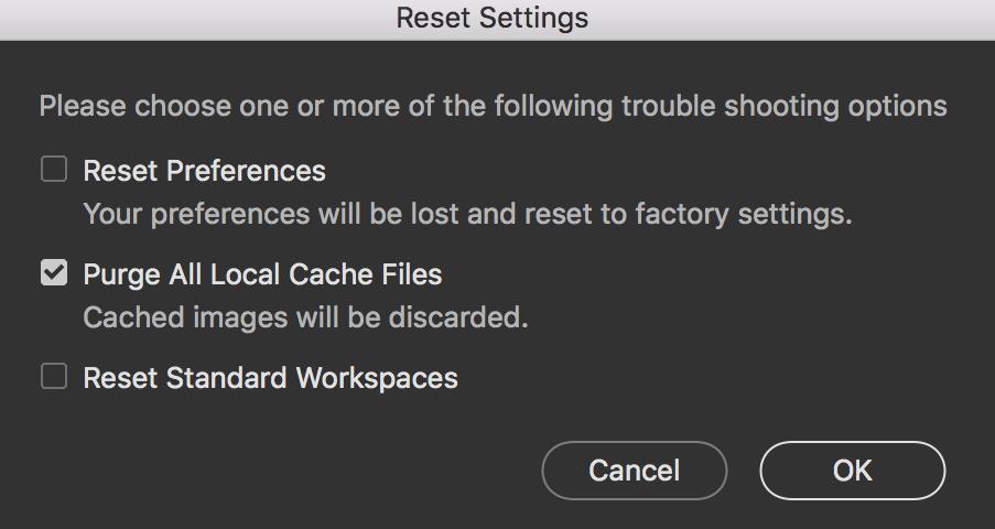 Work With The Adobe Bridge Cache