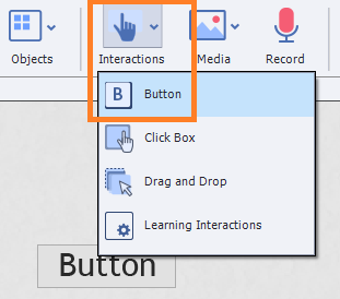 Add Buttons to your project