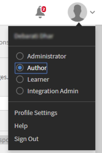 Sign in as administrator