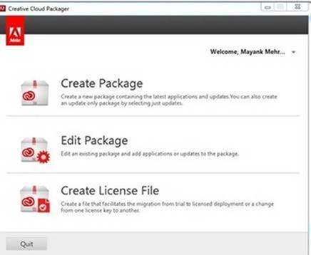 adobe creative cloud packager download location