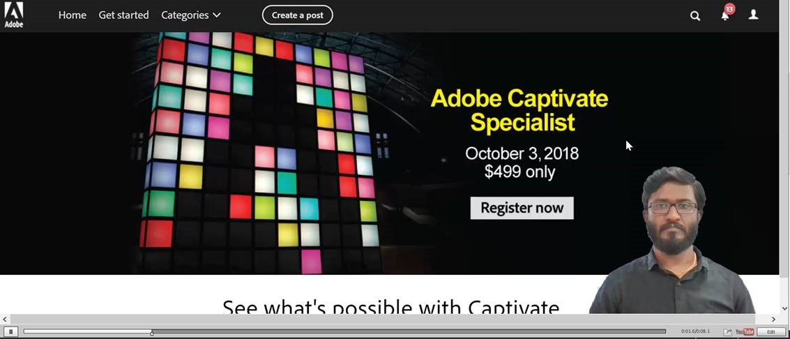 26 free adobe captivate 8 video tutorials elearning industry.