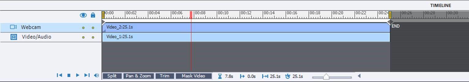 Create an adobe captivate video demo.