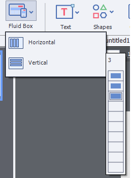 Fluid Box layout