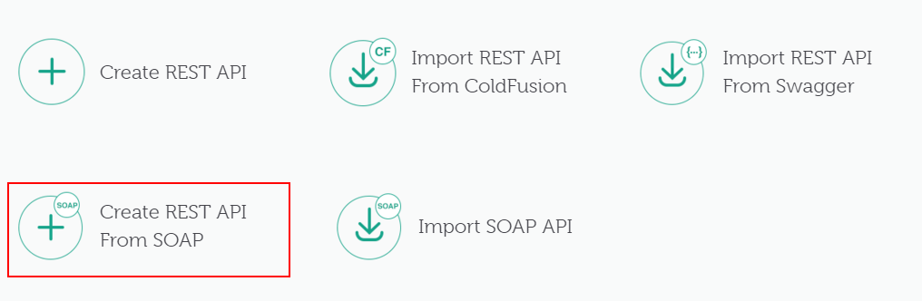 Getting started with ColdFusion API Manager