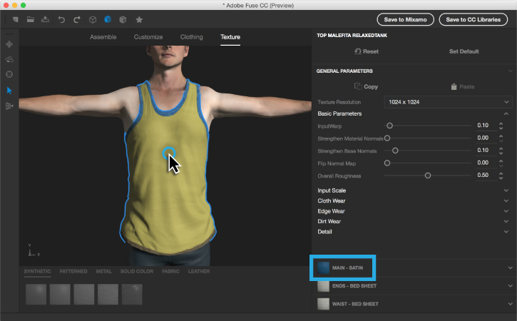 Create a 3D character with Adobe Fuse CC | Adobe Creative