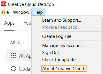 About Creative Cloud