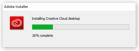 Install Creative Cloud desktop app