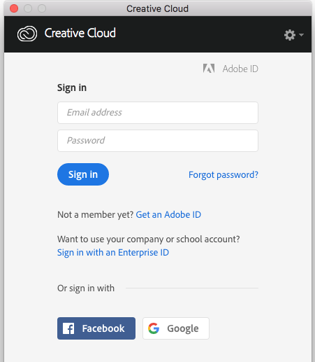 Download Creative Cloud Apps Adobe Mac