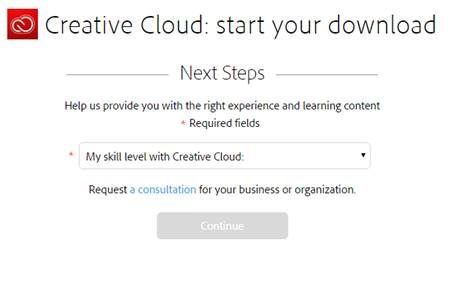 High CPU or power use when Adobe Creative Cloud is idle on