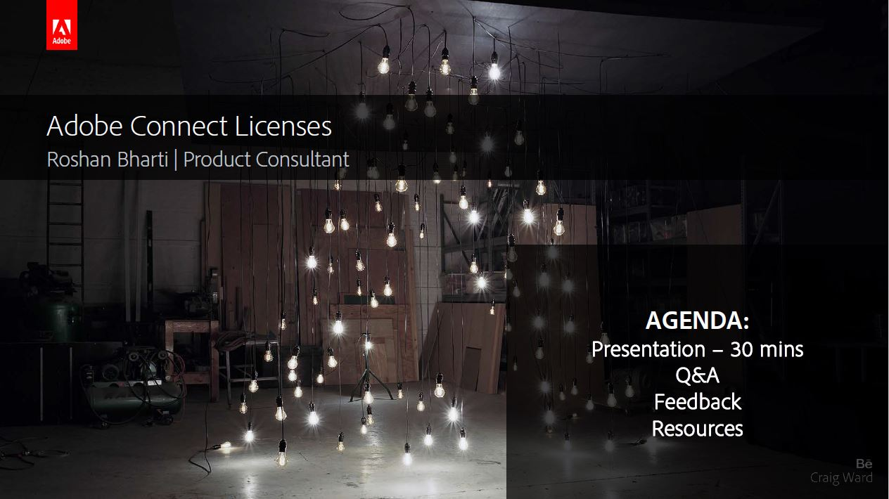Adobe Connect: Licensing & Trial