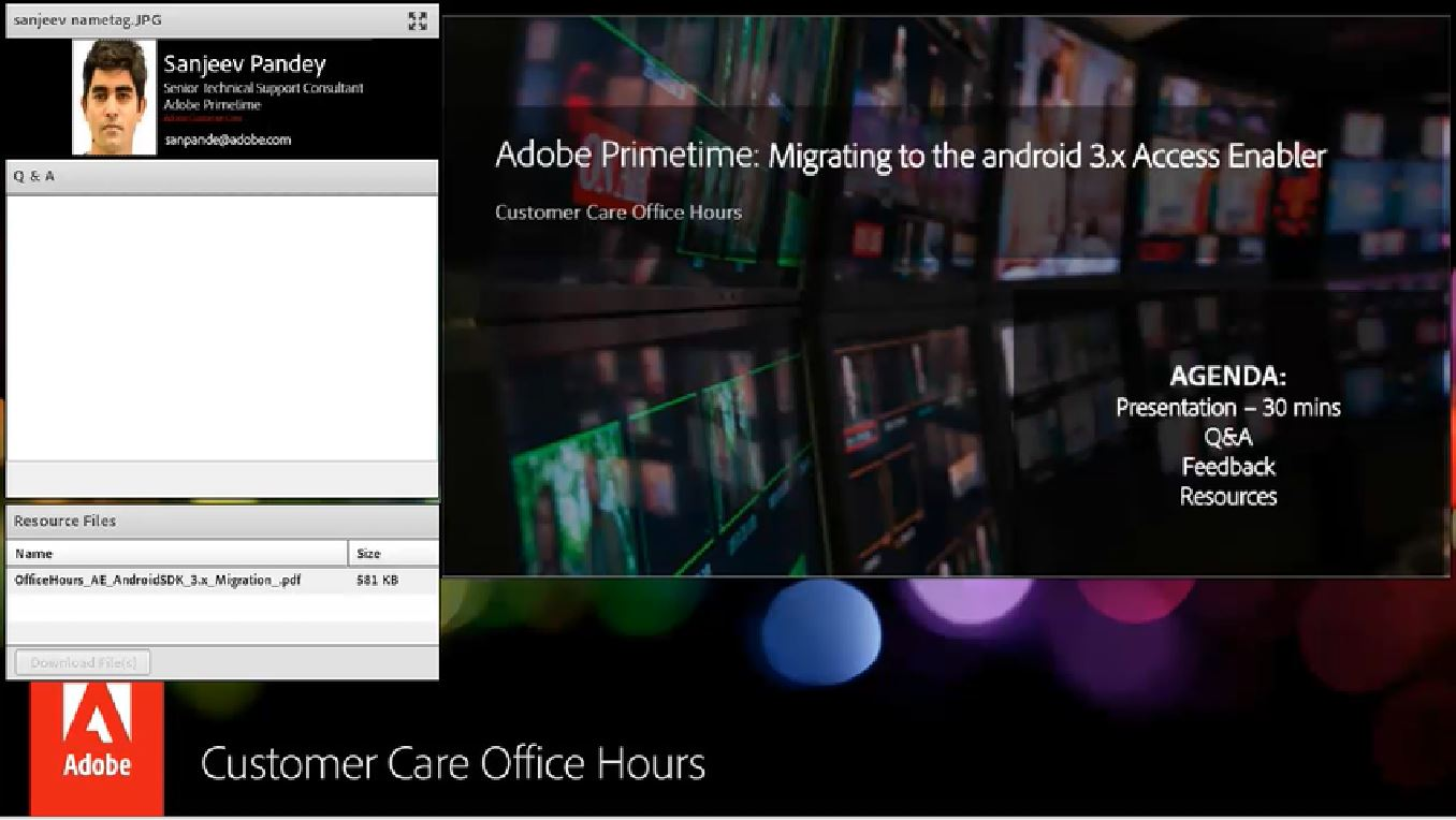 Adobe Customer Care Office Hours