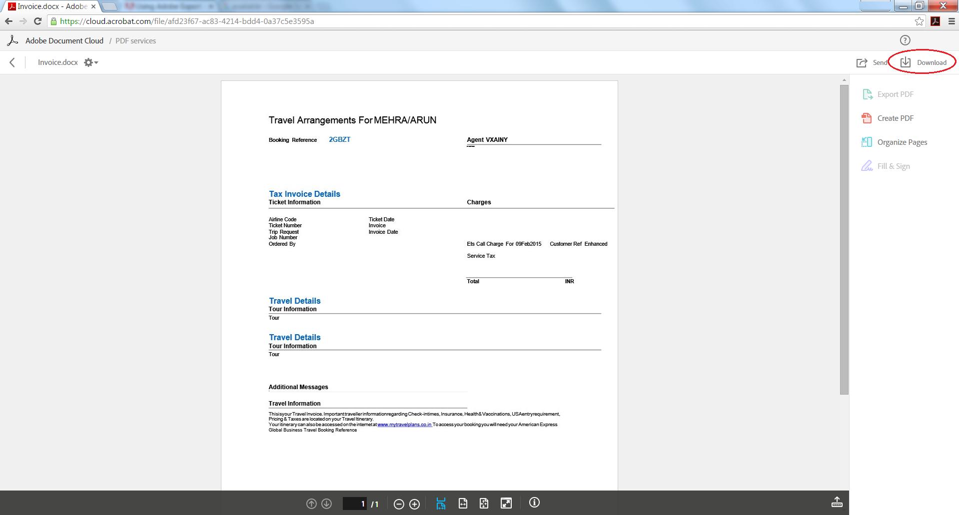 adobe export pdf mac free download