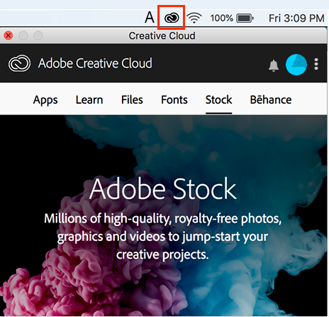 Learn how to download your Adobe Creative Cloud apps