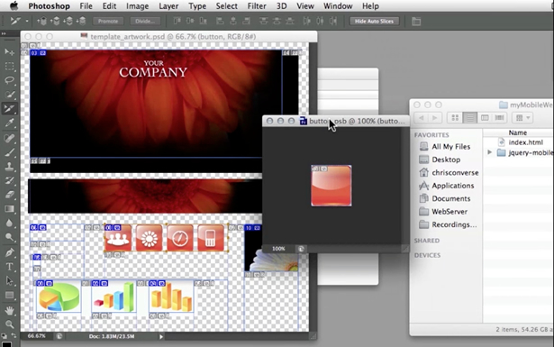 Create advanced design templates in dreamweaver for jquery for Templates for dreamweaver cc