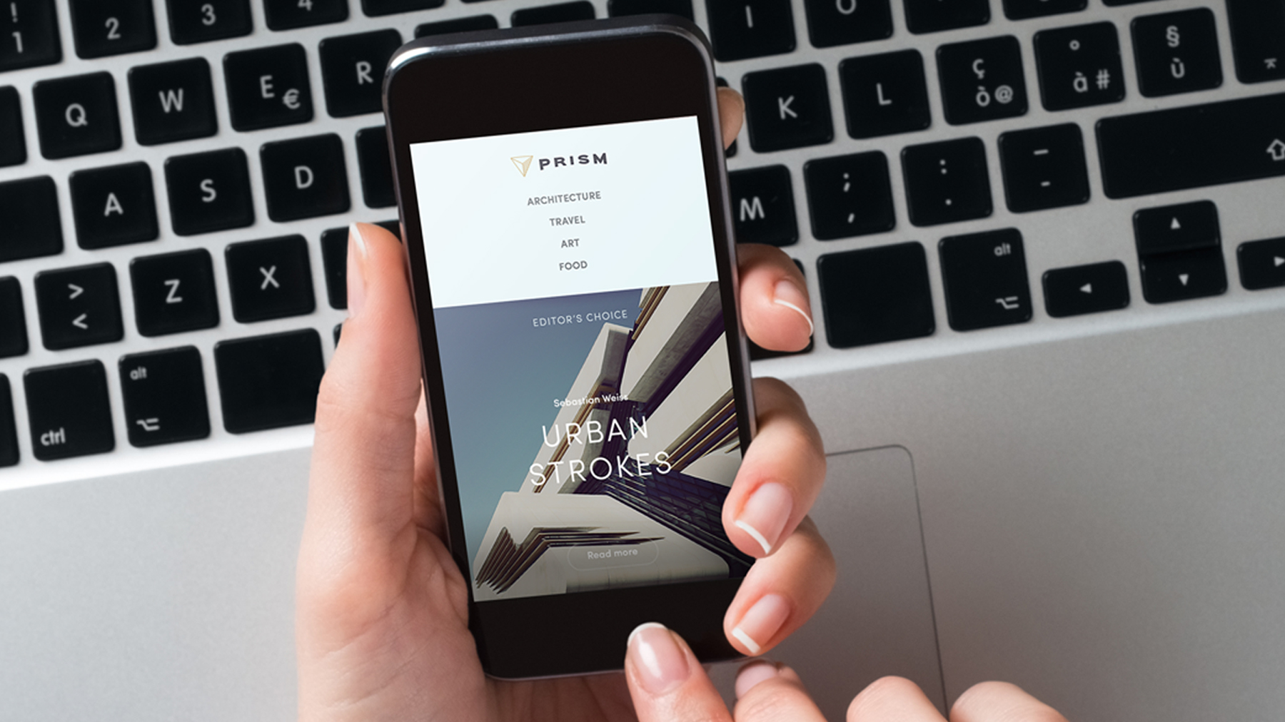 How to create a responsive navigation menu | Adobe
