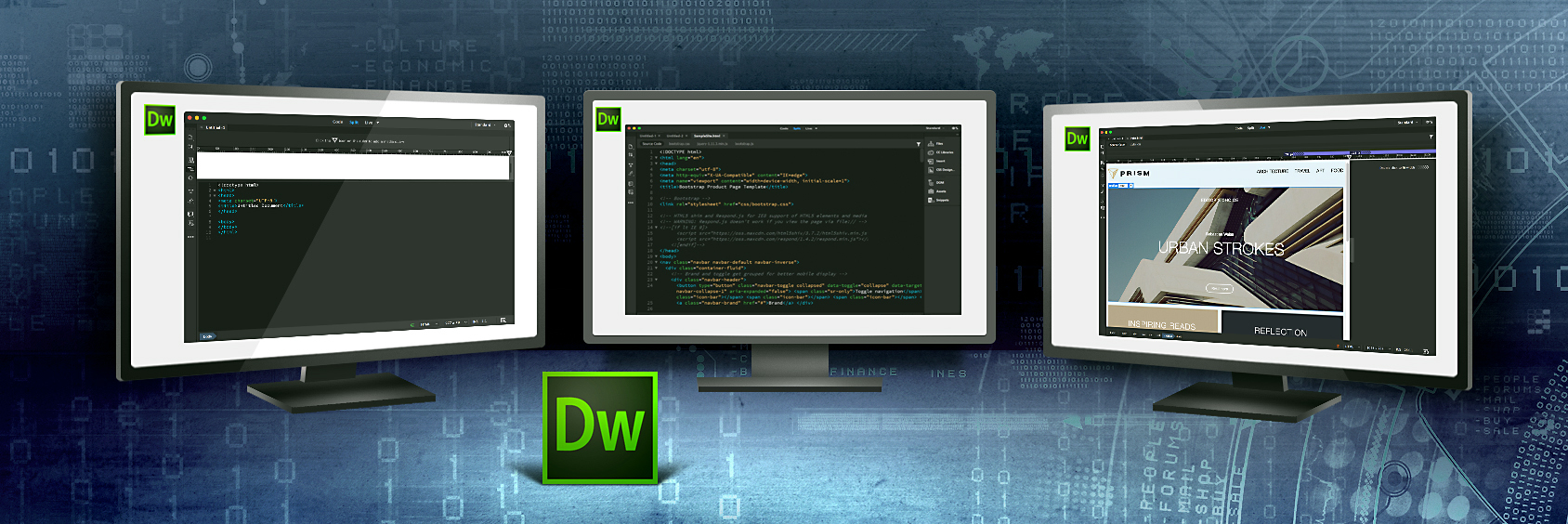 Multi-monitor support in Dreamweaver