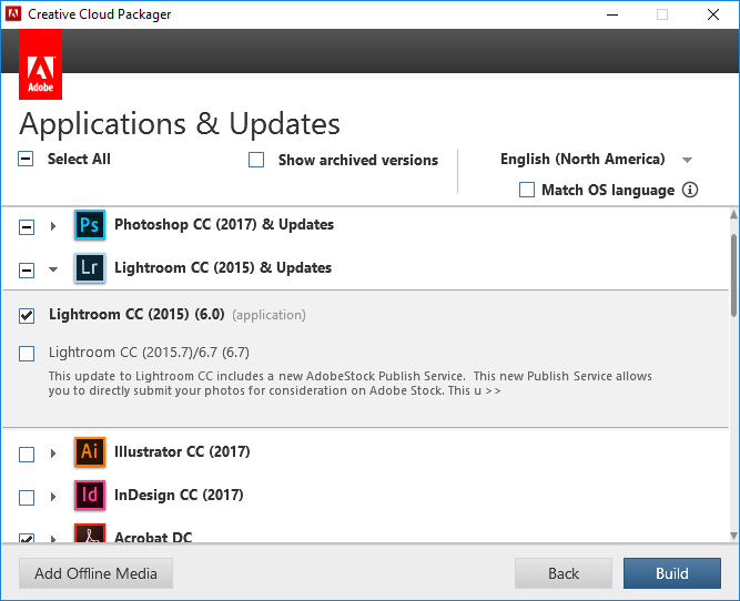 adobe creative cloud packager