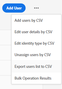 export-user-list
