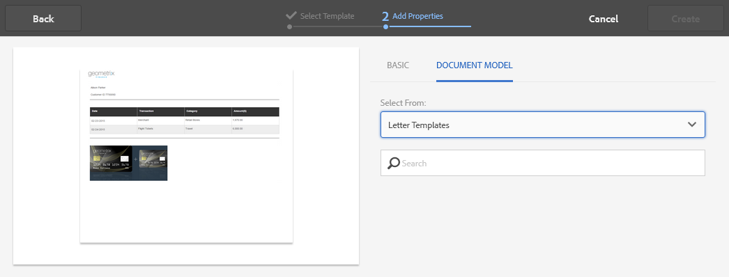adaptive-document-letter-template-based
