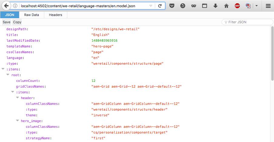 JSON Exporter