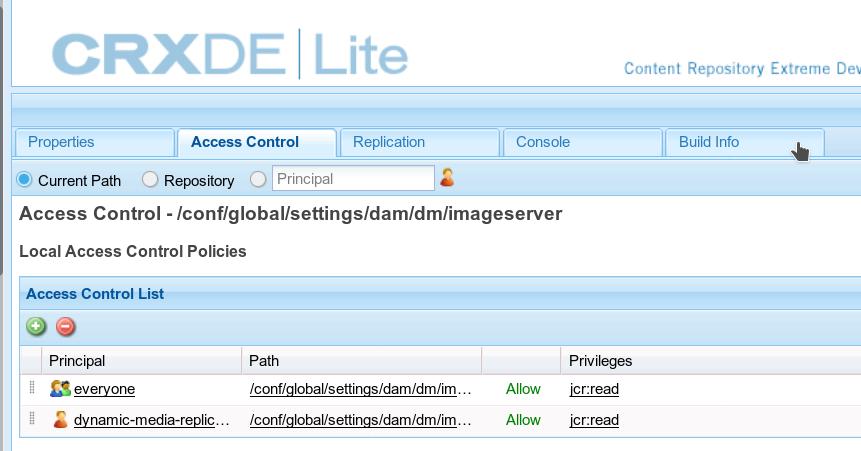 Configuring Dynamic Media - Hybrid mode