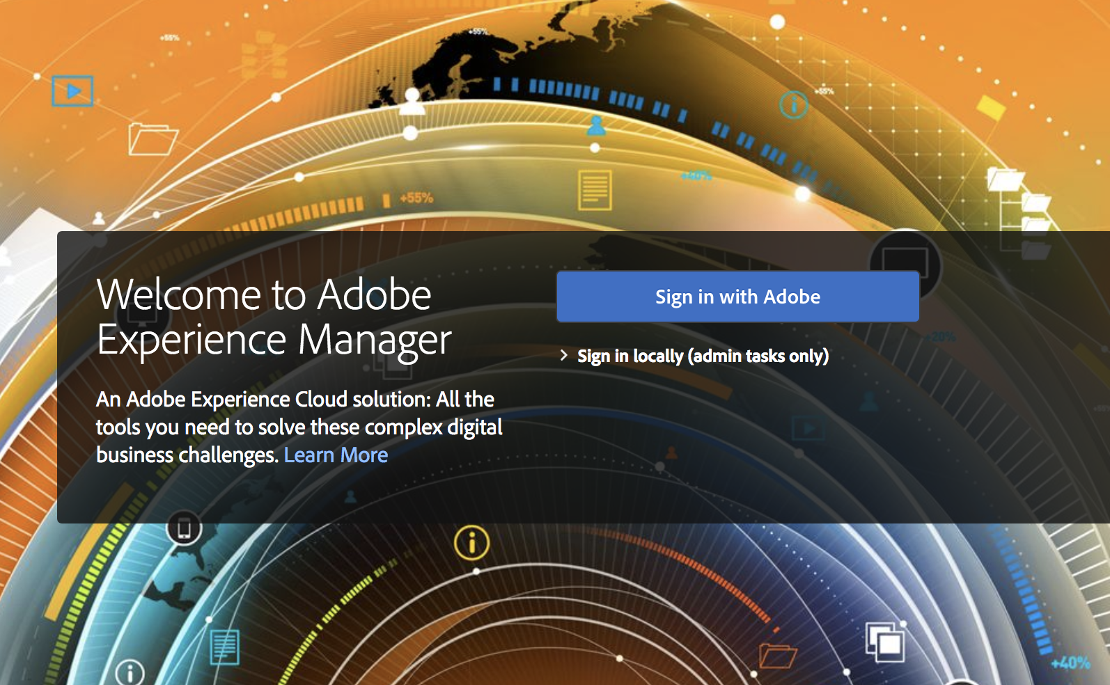 Adobe IMS Authentication and Admin Console Support for AEM Managed