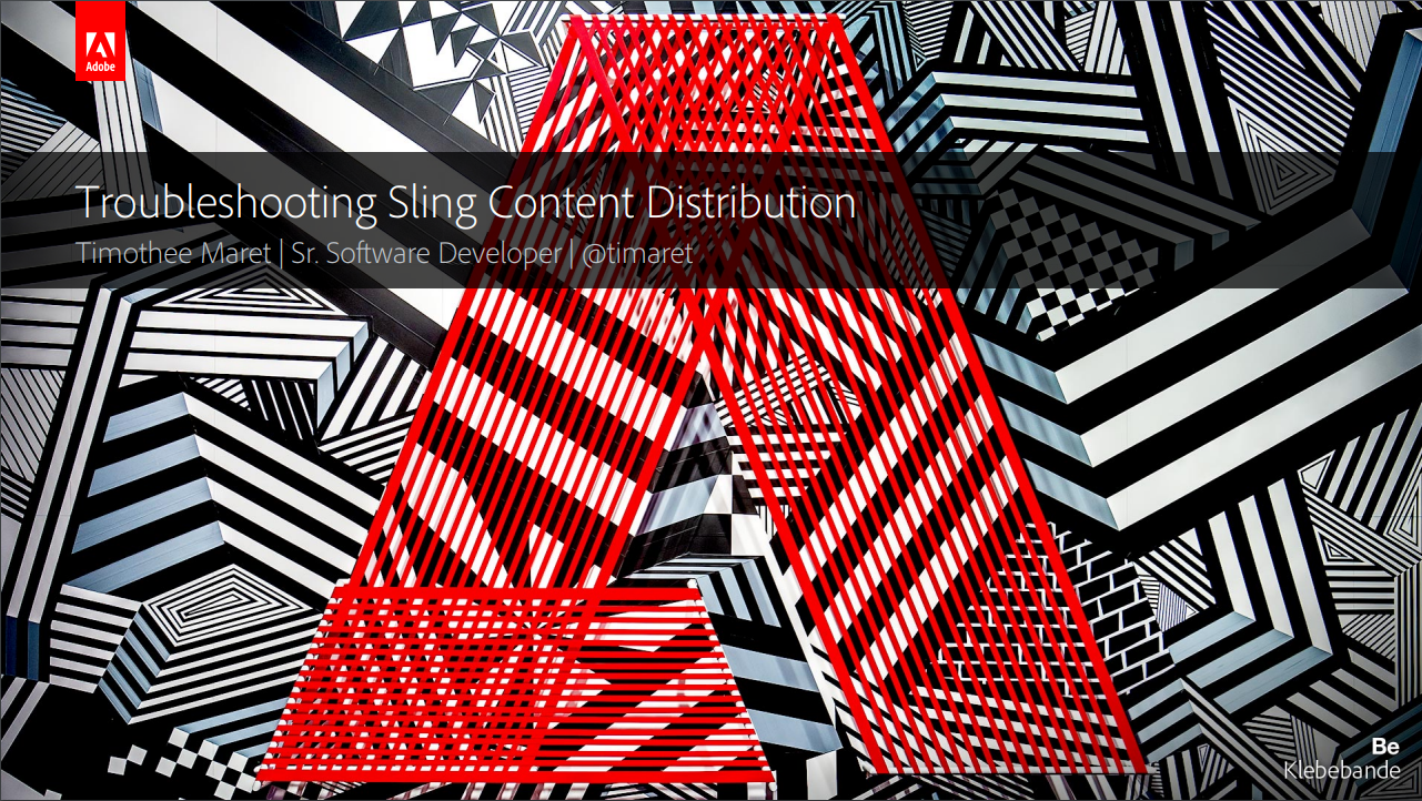 Sling Content Distribution