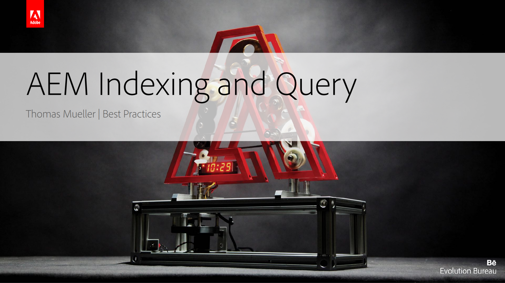 Indexing and JCR Query