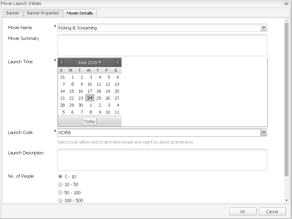 Populating AEM Component Dialog fields using JSON data returned by